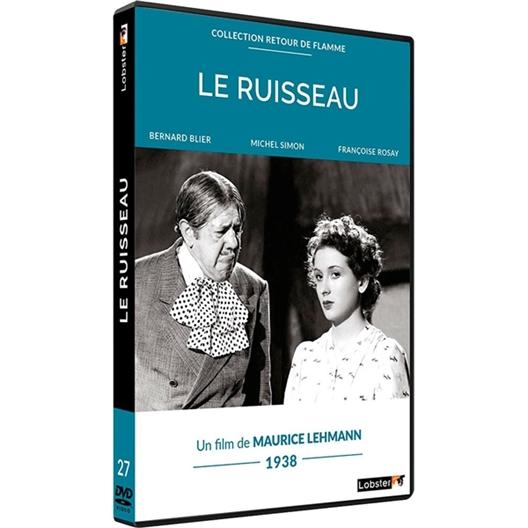 Le ruisseau : Michel Simon, Bernard Blier, Françoise Rosay