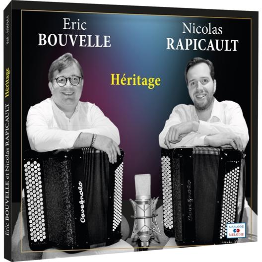 Eric Bouvelle & Nicolas Rapicault : Héritage
