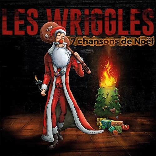 Les Wriggles : 7 chansons de Noël