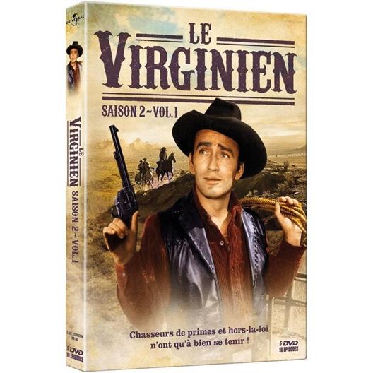 Le Virginien - Saison 2 - Volume 1 : James Drury, Doug MacClure, …
