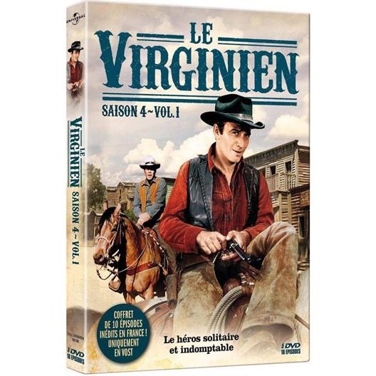 Le Virginien - Saison 4 - Volume 1 : James Drury, Doug MacClure, …
