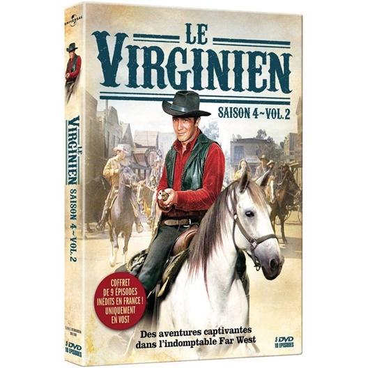 Le Virginien - Saison 4 - Volume 2 : James Drury, Doug MacClure, …