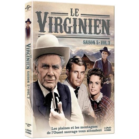 Le Virginien - Saison 5 - Volume 3 : James Drury, Doug MacClure, …