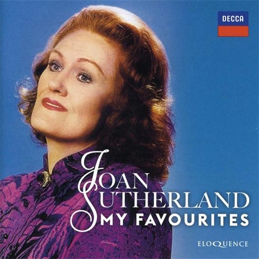 Joan Sutherland : My favourites