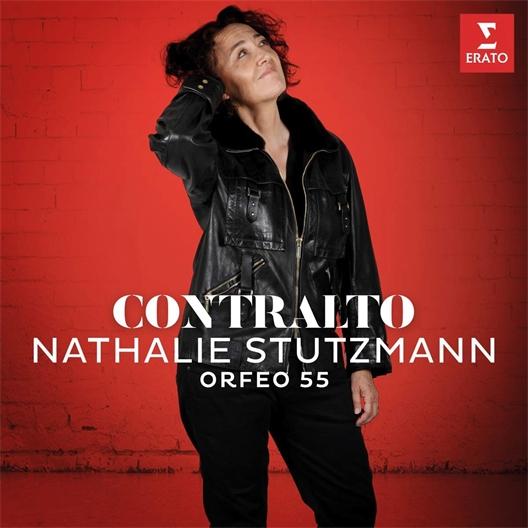 Nathalie Stutzmann : Contralto