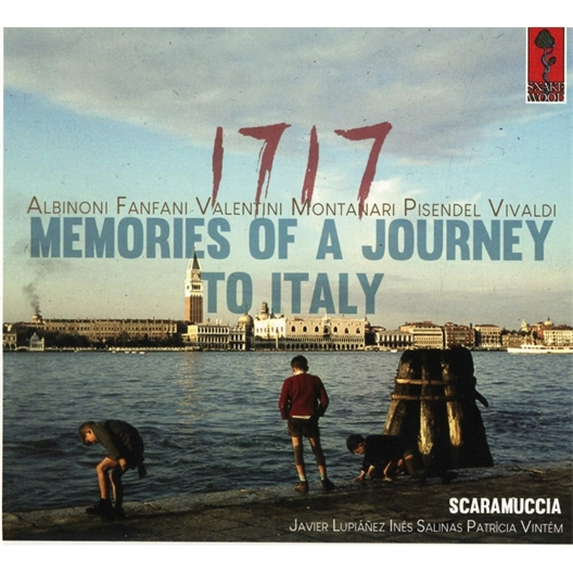 1717, souvenirs d'un voyage en Italie