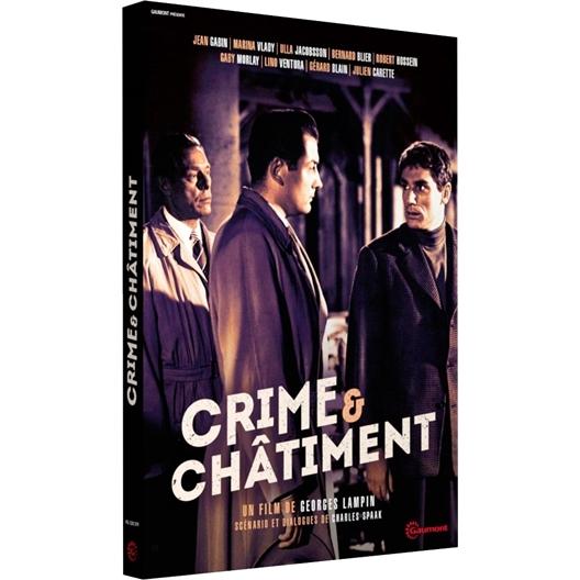 Crime et châtiment (DVD version restaurée)