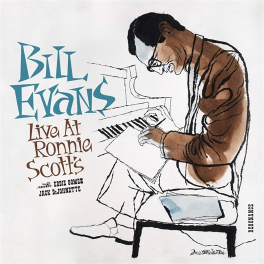 Billy Evans : Live at Ronnie Scott's