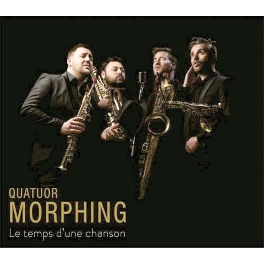 Quatuor Morphing : Le temps d'une chanson