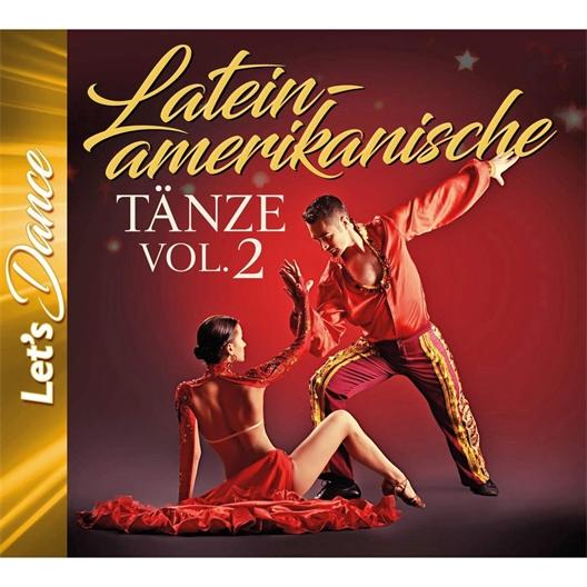 Danses latino américaines - volume 2