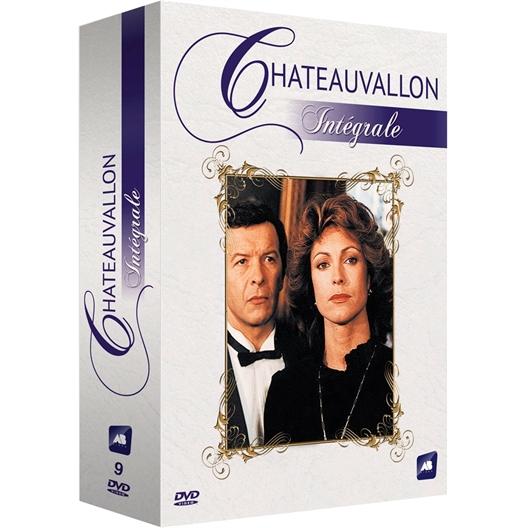 Châteauvallon - L'intégrale : Chantal Nobel, Jean Davy