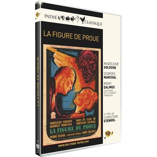 La figure de proue : Georges Marchal, Madeleine Sologne, …
