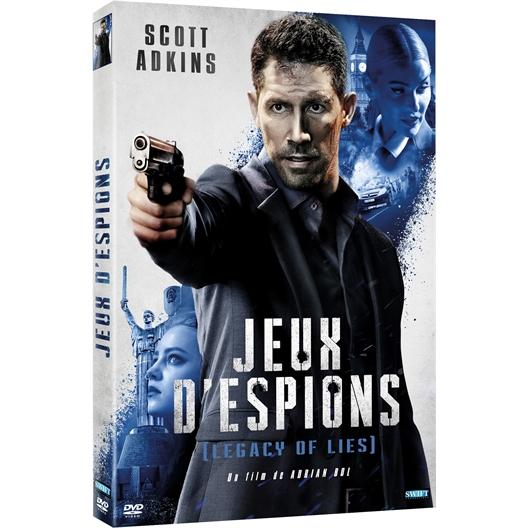 Jeux d'espions : Scott Adkins, Honor Kneafsey…