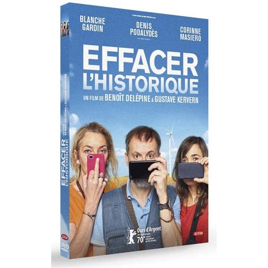 Effacer l'historique : Blanche Gardin, Corinne Masiero, Denis Podalydès…