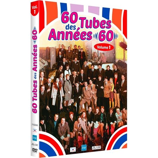60 tubes des années 60 en DVD de 1960 à 1969