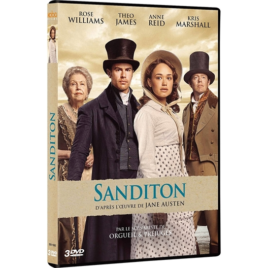 Sanditon : Théo James, Rose Williams…