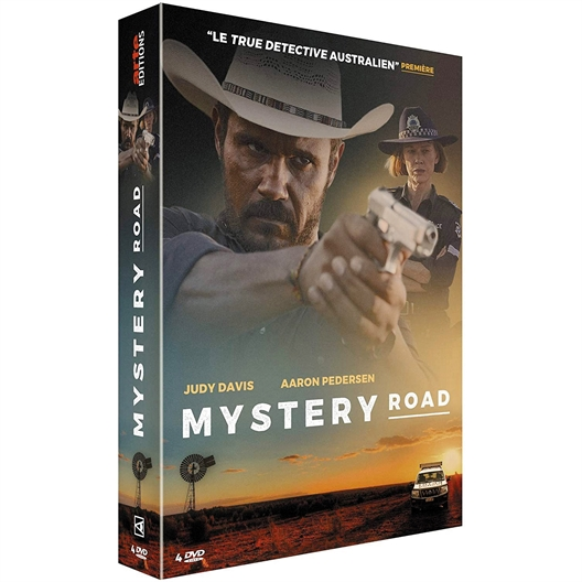 Coffret Mystery Road Saison 1 : Aaron Pedersen, Judy Davis, …