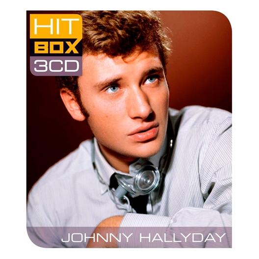Johnny Hallyday : Hit box Volume 1