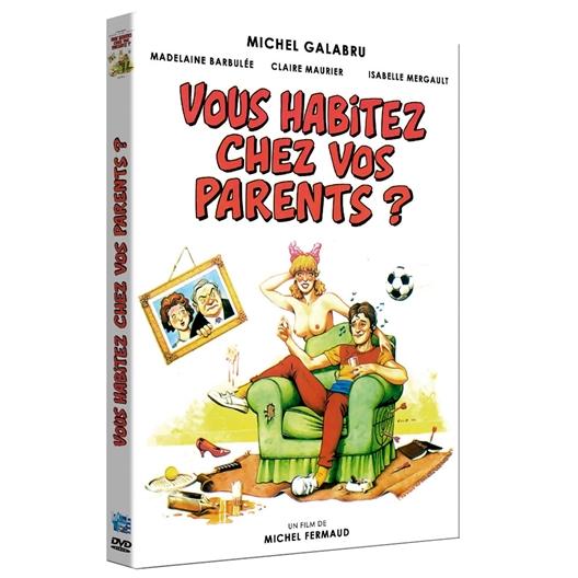 Vous habitez chez vos parents ? (DVD)