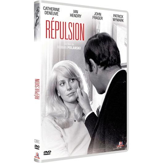 Répulsion : Catherine Deneuve, Ian Hendry