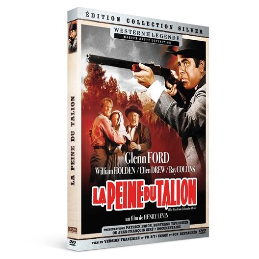 La peine du talion : Glenn Ford, William Holden, …