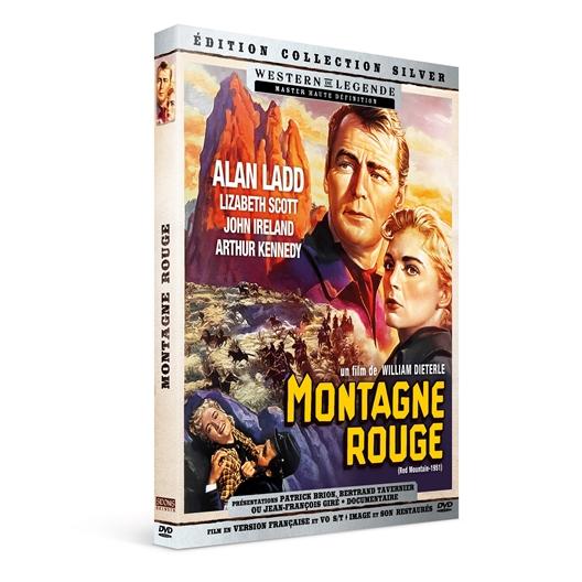 Montagne rouge : Alan Ladd, Lizabeth Scott, …