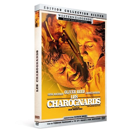 Les charognards : Oliver Reed, Gene Hackman, …