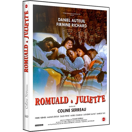 Romuald et Juliette : Daniel Auteuil, Firmine Richard