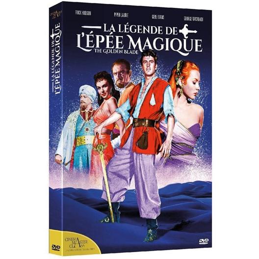 La légende de l'épée magique : Rock Hudson, Piper Laurie, …