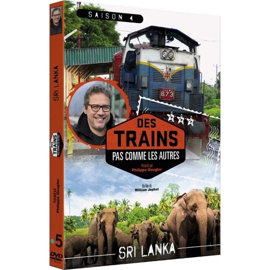 Sri Lanka en Train