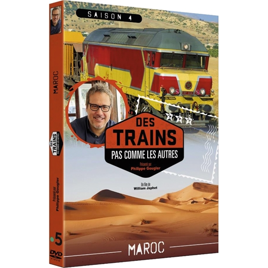 Maroc en Train