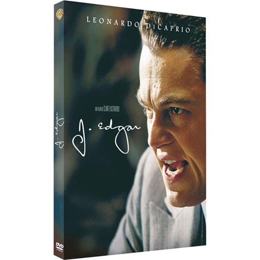 J.Edgar : Léonardo DiCaprio, Naomi Watts… (DVD)
