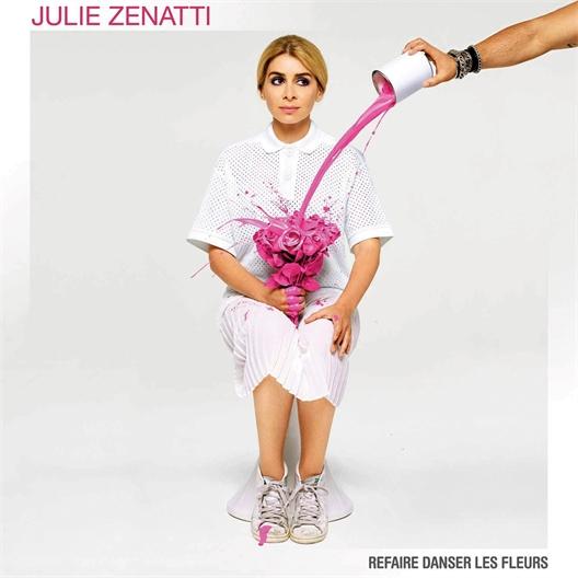 Julie Zenatti : Refaire danser les fleurs