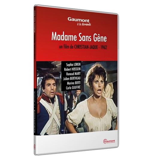 Madame sans gêne : Sophia Loren, Robert Hossein…