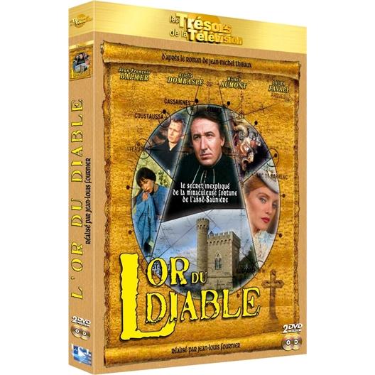L'Or du diable : Michel Aumont, Arielle Dombasle…