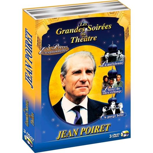 Jean Poiret : Pierre Mondy, Michel Serrault, Pierre Tchernia...