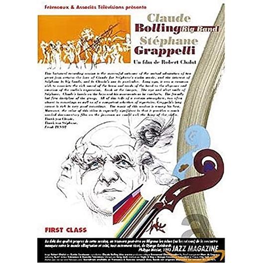 Claude Bolling - Stéphane Grappelli : First Class