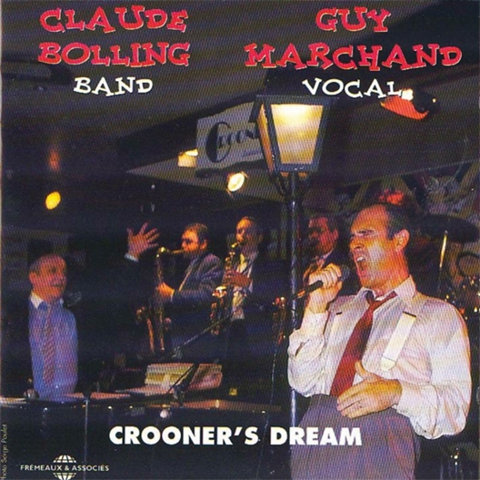 Claude Bolling - Guy Marchand : Crooner's Dream