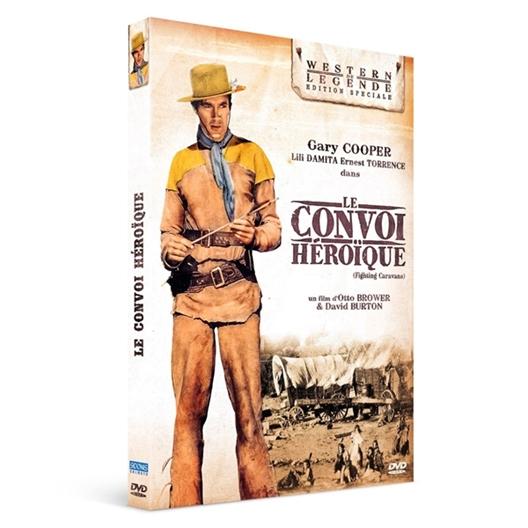 Le convoi héroïque : Gary Cooper, Lili Damita