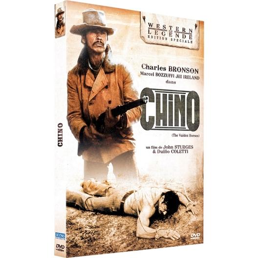 Chino : Charles Bronson, Jill Ireland