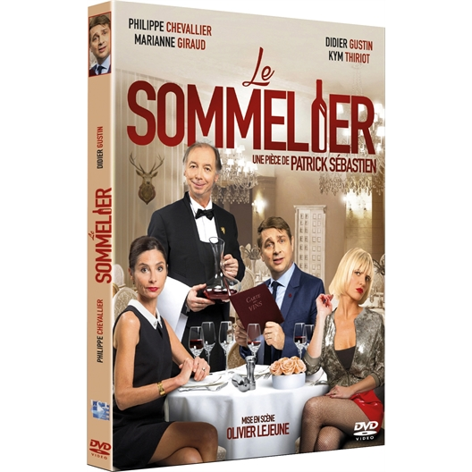 Le sommelier : Philippe Chevallier, Didier Gustin, …