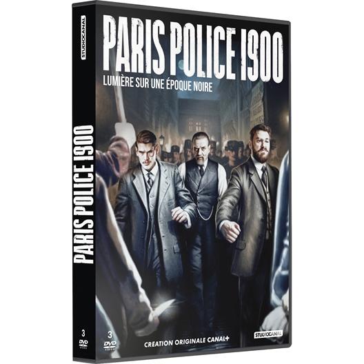 Paris-Police 1900 : Jérémie Laheurte, Evelyne Brochu, …