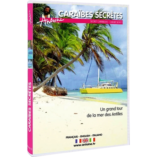 Les Caraïbes secrètes (DVD)
