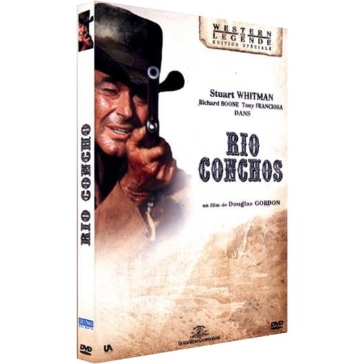 Rio Conchos : Boone, Whitman