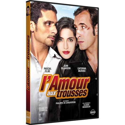 L'amour aux trousses : Jean Dujardin, Pascal Elbe, Claude Brasseur …