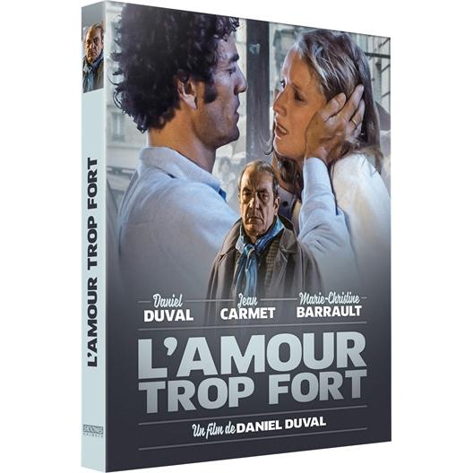 L'amour trop fort : Marie-Christine Barrault, Jean Carmet…
