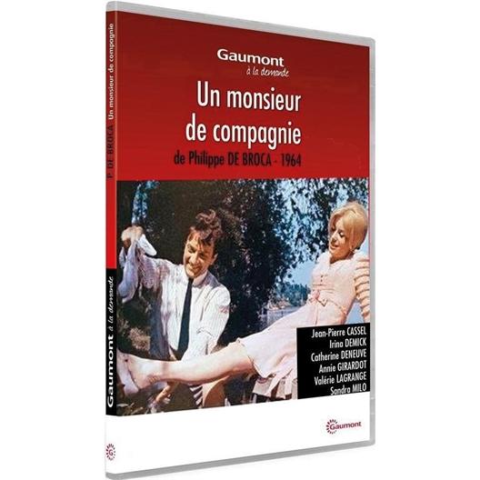 Un monsieur de compagnie : Jean-Pierre Cassel, Irina Demick, Annie Girardot,…