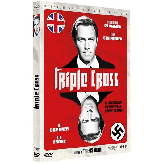Triple cross : Christopher Plummer, Romy Schneider, Gert Froebe...