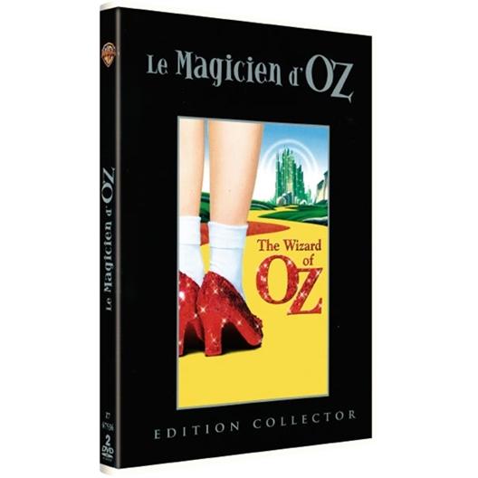 Le magicien d'Oz : Judy Garland, Frank Morgan… (DVD)