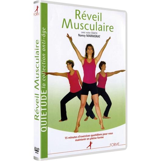 Réveil musculaire : Coach : Nancy Marmorat